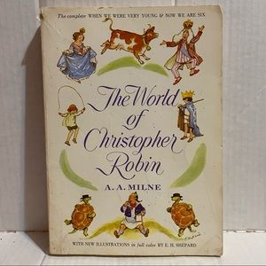 The world of Christopher Robin book